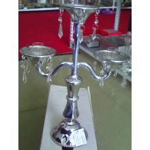 Revestimento de vela de prata do vidro da cor da chapeia com três cartazes