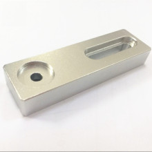 CNC Machining Part Aluminum Spindle Bracket