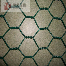 Hot dipped galvanized pvc coated hexagonal wire mesh