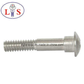 Fastener Carriage Bolts DIN603 with Zinc Plated Carbon Steel