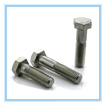 DIN931 Stainless Steel Hex Bolt (304/316)