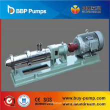High Concentration Screw Pump