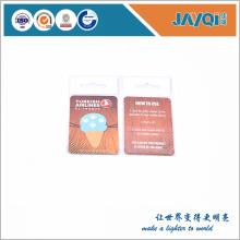 Promotion Microfiber Cleaning Sticker for Mobile