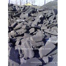 restes d'anode de graphite précuites