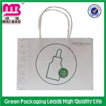 bolsa de papel kraft del gránulo de goma de la calidad superior de la clase superior de 25 kilogramos