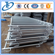 Hot Dip Galvanized Steel Temporay Fence paneler