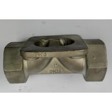 Изготовленное на заказ высокое качество CF8m инвестиционного литья