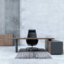 Luxury Big Boss Table Desk