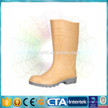 Newest wellington boots fashion design rain boot