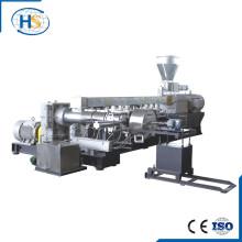 Tsc75-180 PE con 85% de relleno Masterbatch dos etapas de la máquina de granulación