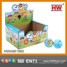 2.5 Inch Soft Earth PU Ball (24PCS /Display box)