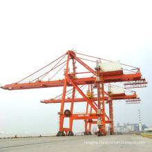 quay type container gantry crane