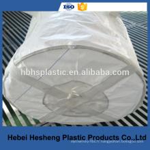 Grand sac d'emballage tissé par FIBC de pp avec des boucles d'angle