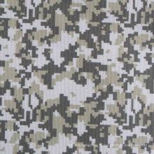 Tissu de camouflage numérique imprimé en polyester 600d de haute qualité 600d