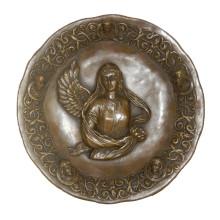 Relievo Estatua de bronce Tallado en relieve Deco Bronce Escultura Tpy-997 ~ 1000