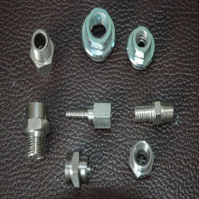 Aluminium-Legierung Druckguss-Dichtungs-Rohr-Verbindung für Hauptküchen-Versorgungsmaterialien