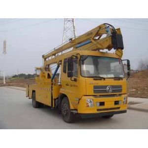 Dongfeng one man lift vehicle para la venta