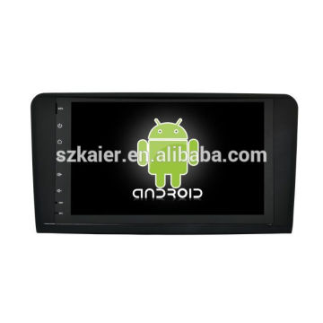 Oktakern! Android 8.0 Auto-DVD für ML, GL mit 9-Zoll-Kapazitiven Bildschirm / GPS / Spiegel Link / DVR / TPMS / OBD2 / WIFI / 4G
