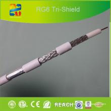 2015 Xingfa изготовленный кабель Trishield RG6