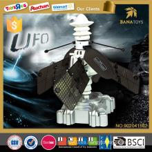 Juguete de la inducción de la novedad que vuela ufo sensores infrarrojos ufo