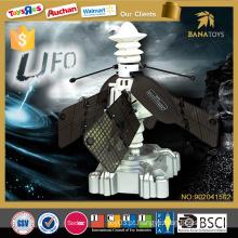 Novidade brinquedo de indução ufo ufo sensores infravermelhos ufo