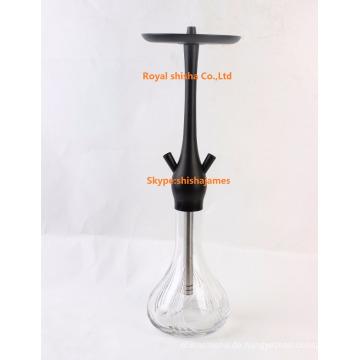 neue Design Luxus Aluminium shisha