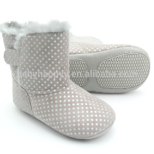 Детские мальчики зимой повседневная обувь милые дети сапоги оптом