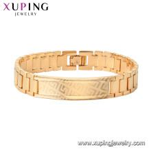 75610 Xuping productos con tendencia mejor venta de joyas pulsera para mujer