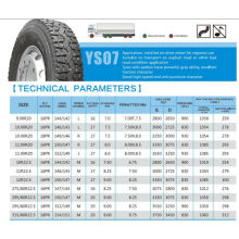 BIS TBR tyre tire 825R20 900R20 1000r20 1100r20
