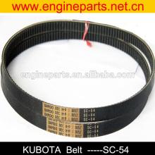 kubota belts sc-54/kubota belt in Agriculture Machinery Parts