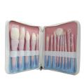Gradient Color 14pcs Maquillage Pinceaux Outils De Maquillage