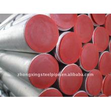 Tubulação de aço sem costura de JIS 3452 PEC