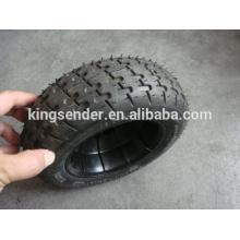Roda de borracha semi-pneumática 8.5x2