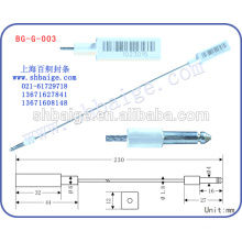 Behälterschloss BG-G-003, Laserdruckversiegelung, Sicherheitsverschluss