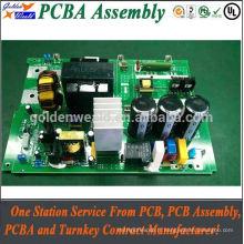 Carte de circuit de contrôleur de Shenzhen pour l'assemblée électronique de carte PCB de projets industriels