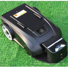 Sem fio WIFI + carregador impermeável robô cortador de grama