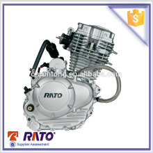 Single cylinder oil cooling 200cc motorcycle engine