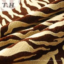 Tiger Design Flock für Sofa