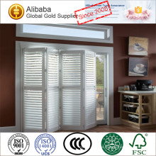 New Product with Excellent Quality of Cheap Price Custom Polymer Plantation Shutters Exterior Installation