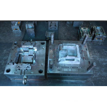 High Precision Plastic Injection Mould for Monitor