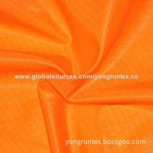 High density down-proof fabric, 470T nylon taffeta with random ripstop