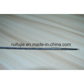 Flexelec Ftso-Ftso / T Silikon-Elastomer isolierte Konstantstromkabel für die Kühlung