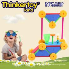 Interesting DIY Education Toys for 3-6 Kids Building Block Toys