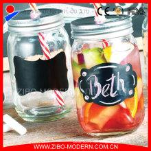 Aufkleber Saft Glas Mason Jar Großhandel Mason Gläser zum Verkauf