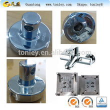 water faucet holder plastic injection molding and mold for bathroom accessory