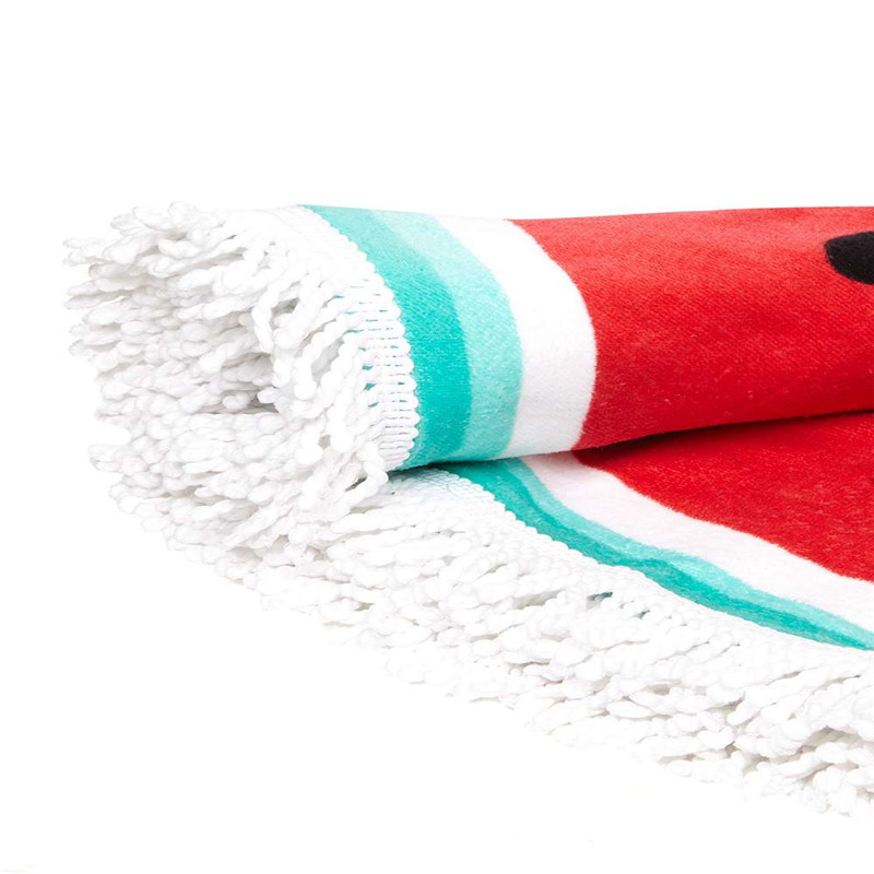 Bright Fun Colours Beach Towel