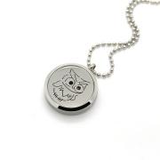 Owl necklace jewelry pendant wholesale
