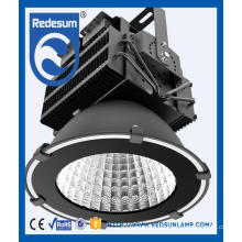 High power Aluminum body Meanwell driver IP65 400w led high bay light