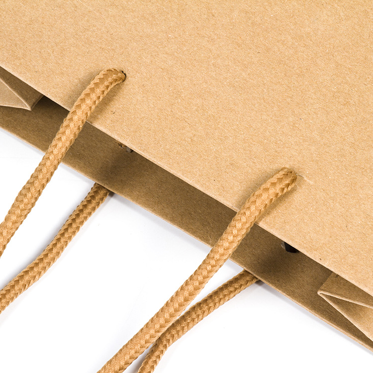Paper Bag Kraft High Quality Factory Directly Sale