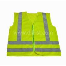 En471 Standard Hot Sale 100% Polyester High Visibility Reflective Vest